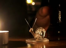 Jak zrobić ślimaka z mieszadełka