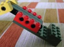 Jak zrobić prosty pistolet z Lego