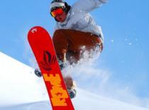 Jak nauczyć się wykonywać ollie na snowboardzie