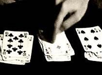 Jak przekładać karty w jednej ręce