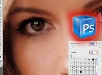 Jak w Photoshopie usunąć zaczerwienione oczy