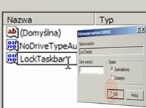 Jak trwale zablokować pasek zadań w systemie Windows
