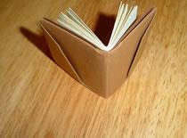 Jak zrobić książkę origami