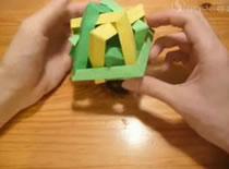 Jak zrobić 6 przecinających się kwadratów