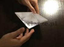 Jak złożyć statek origami