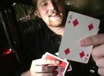 Jak wykonać sztuczkę z kartami i monetami 2
