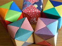 Jak złożyć niecodzienną kostkę origami